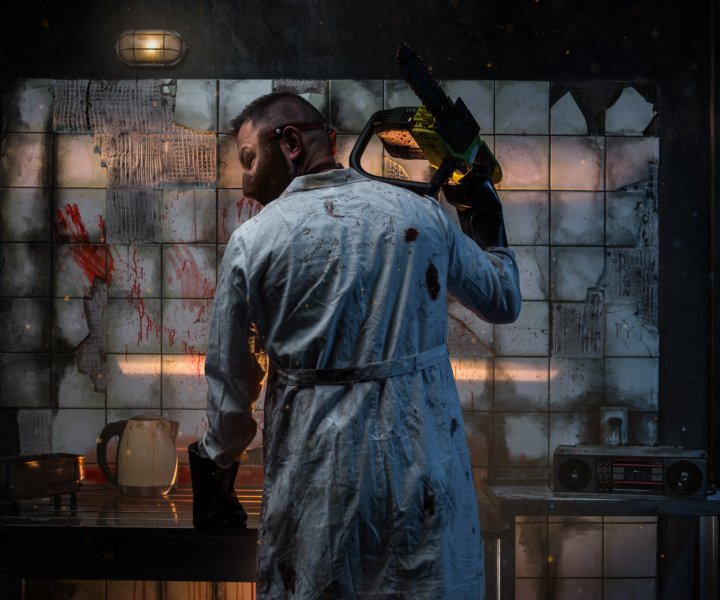 Cannibal's Den - one of the best thriller Escape rooms in Los Angeles book now
