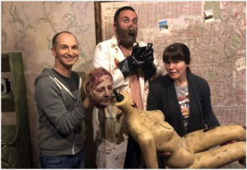 Cannibal's Den is the most immersive escape room live experience in Los Angeles