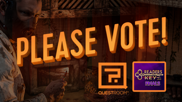 Please Vote Quest Room for Best Escape Room Venue in Escape Authority's Reader's Key Contest!