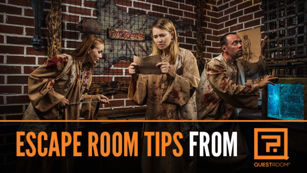 Escape Room Tips from Quest Room!