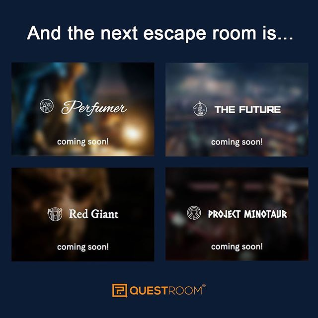 Good news everyone! This month we are launching brand new escape room! What is the story going to be? Guess in comments - and (if you're right) get 10% discount off your game. The first person who guess correctly - will play for free! Be the first one to play an amazing story! The results will be posted on March 9th! #escaperoom #guess #news #new #game #story #friends #team #losangeles #la #entertaiment